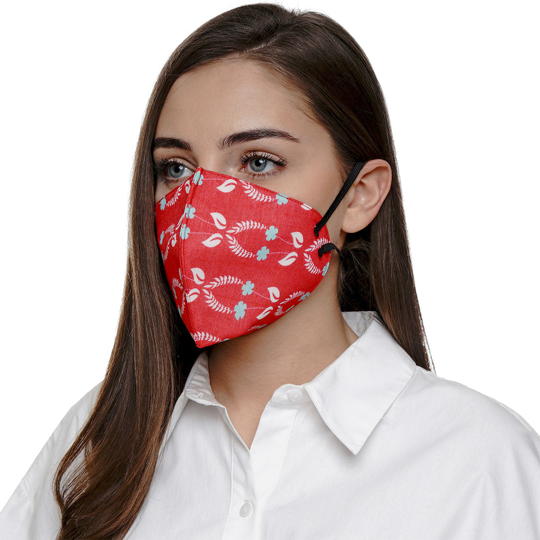 Art Linear Print Mask
