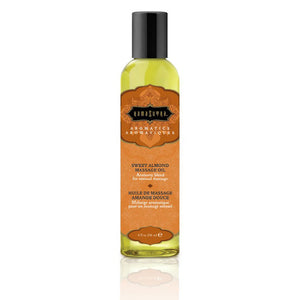 Kama Sutra Aromatic Massage Oil Sweet Almond 8oz