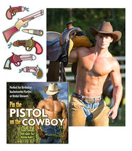 Load image into Gallery viewer, Pin the Pistol in the Cowboy