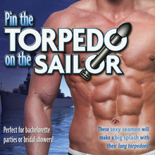 Load image into Gallery viewer, Pin the Torpedo on the Sailor