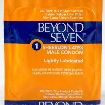 Beyond Seven Condom 12 Pack