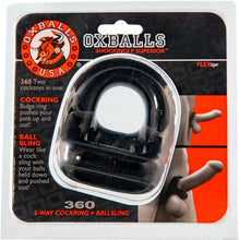 Load image into Gallery viewer, Oxballs – 360 Dual Cockring & Ballsling