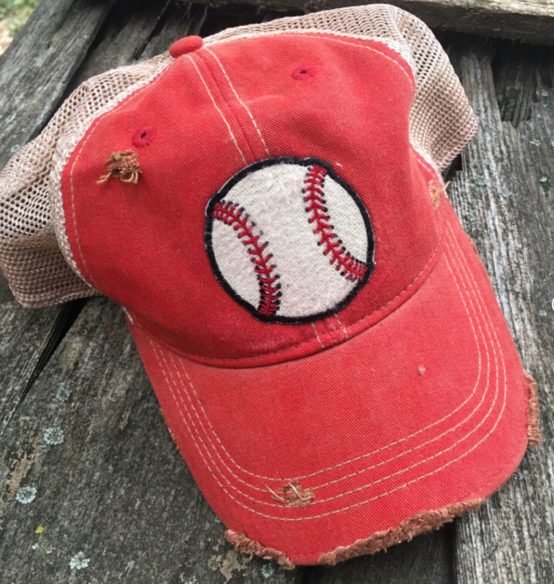 Vintage Baseball Cap in all colors