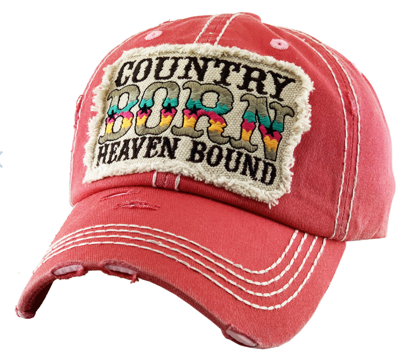 Pink country Born, Heaven Bound