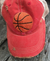 Distressed Basketball Caps in every team color!