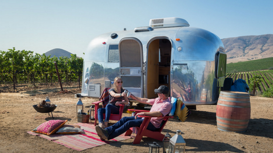 Airstream Brands and True Myth Wine
