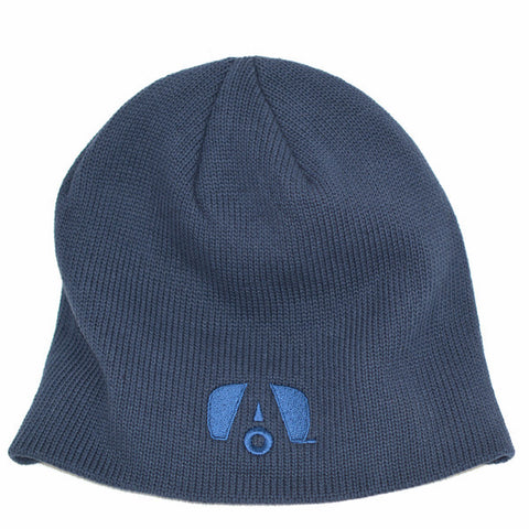 Airstream Live Riveted Hat - Embroidered Logo Beanie Style - Airstream Brands