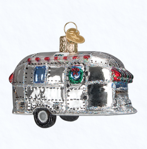 "Airstream ""Vintage Trailer Ornament"""