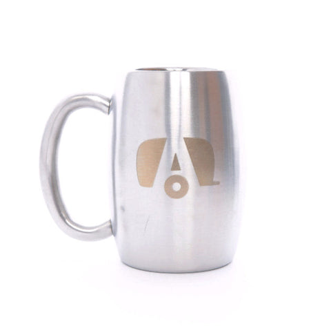Airstream Stainless Insulated Mug with Logo - Buy More & Save! - Airstream Brands