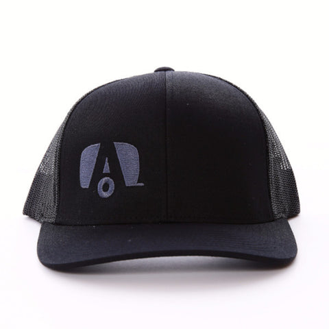 Airstream Logo Trucker Mesh Hat - Airstream Brands