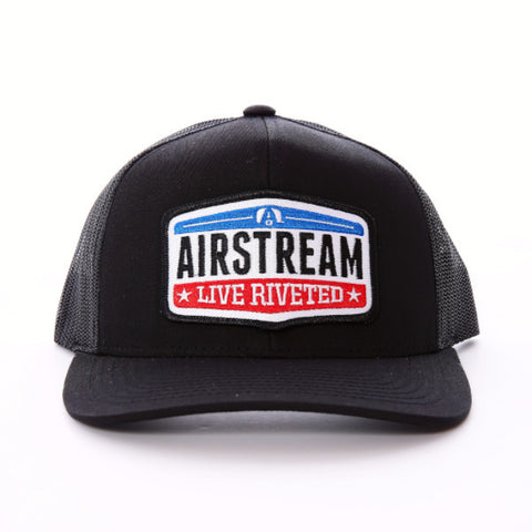 "Airstream ""Live Riveted"" Hat - Airstream Brands"
