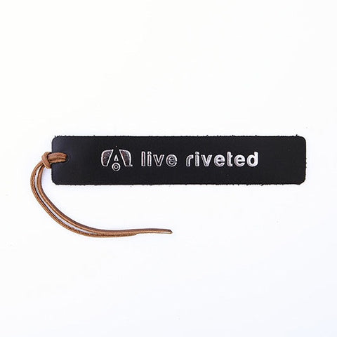 Airstream Leather Bookmark - Airstream Brands