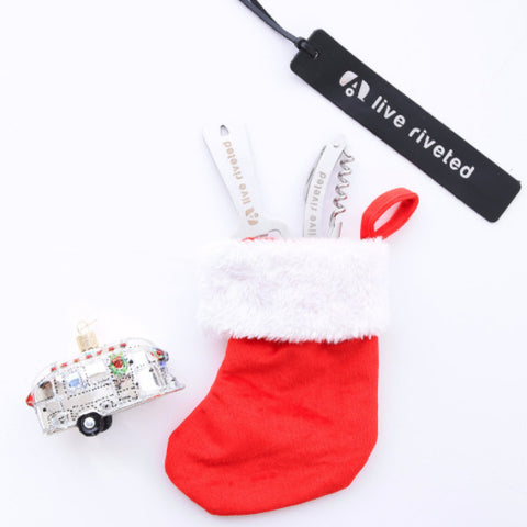 Airstream Stocking Stuffer Pack + Ornament