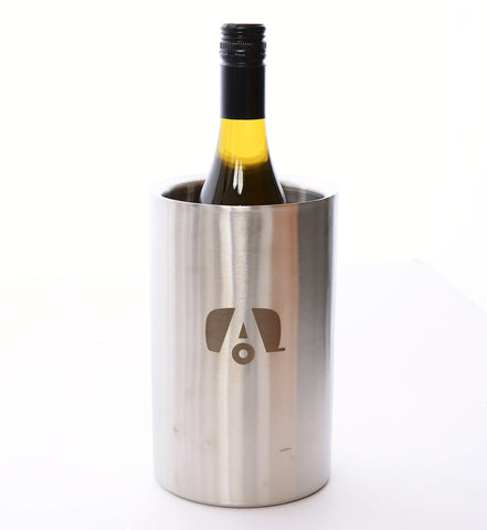Airstream Stainless Steel Wine Chiller - Airstream Brands