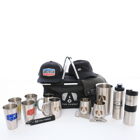 "Airstream ""Deluxe Gift Basket Bundle"" - Airstream Brands"