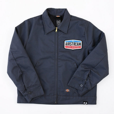 "Airstream ""Live Riveted Jacket"" - Airstream Brands"
