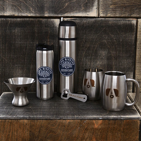 Airstream Stainless Steel Thermos - Airstream Brands