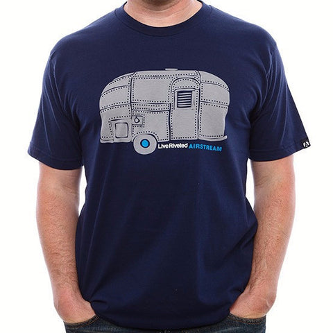 "Airstream ""Rivet Trailer"" T-Shirt - Airstream Brands"