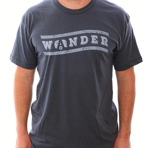 Airstream Wander T-Shirt - Grey - Airstream Brands