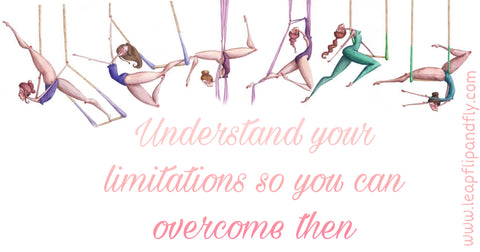 understand your limitations so you can understand them