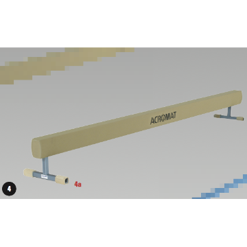 Junior Balance Beam 25cm high - ACROMAT