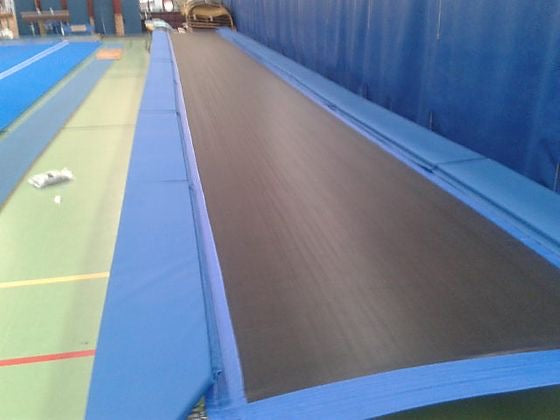Tumble Trampoline (Various Sizes) AAG