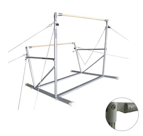 Uneven Bars Competition Style Training Model - AAG