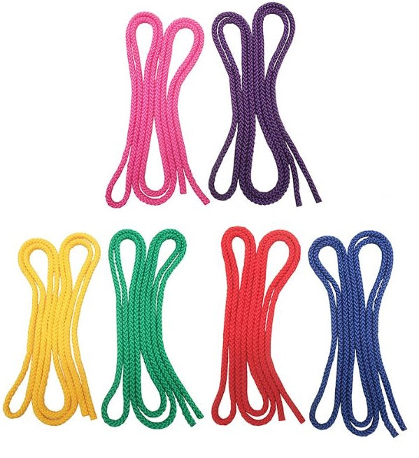 Single Rhythmic Rope (Various Colours)