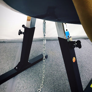 2 Leg training Vault Table
