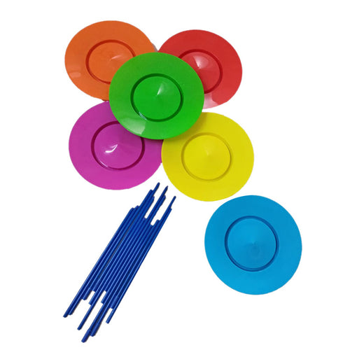 6 spinning plate sets