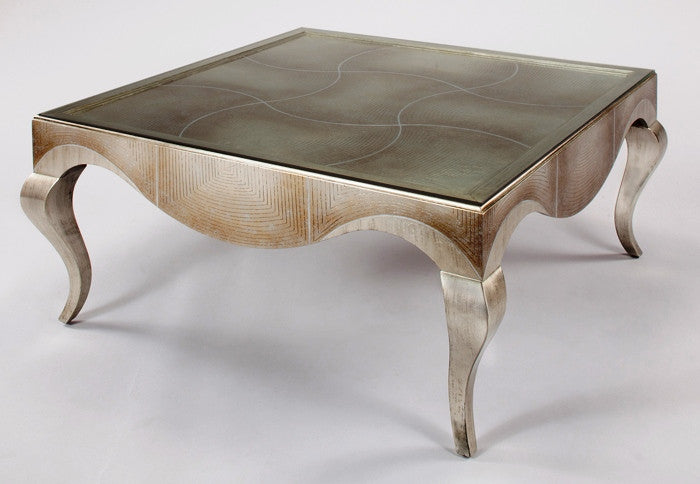 Square Curves Cocktail Table