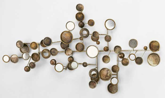 Branching Orbs - Wall Decor