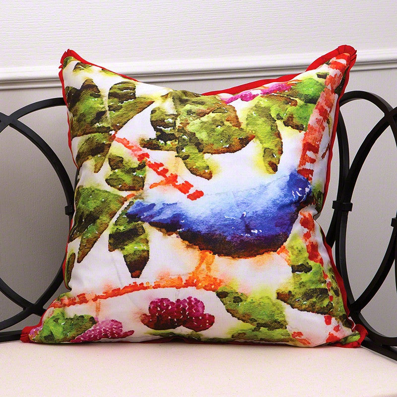 Emma's Bird Pillow