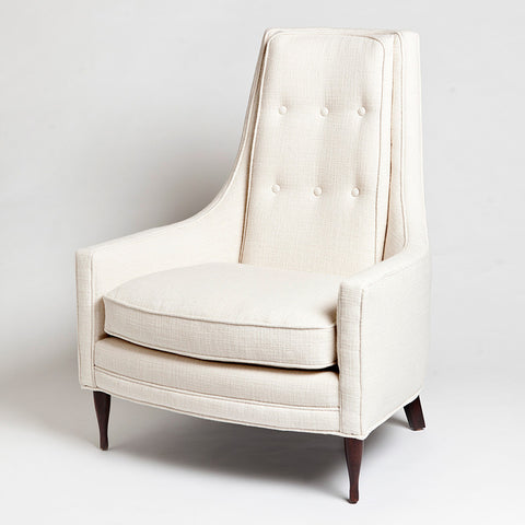 Wayne Chair - Ivory