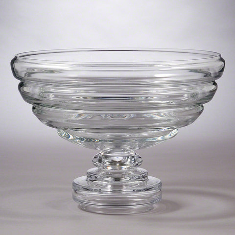 Belted Footed Fruit Bowl