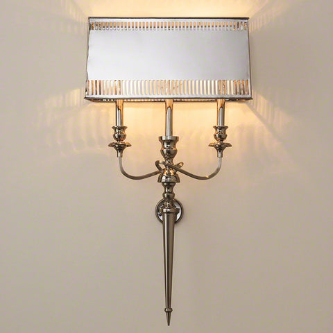 French Sconce Electrified
