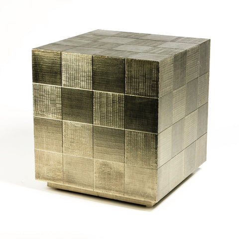 Punch Cube - Silver