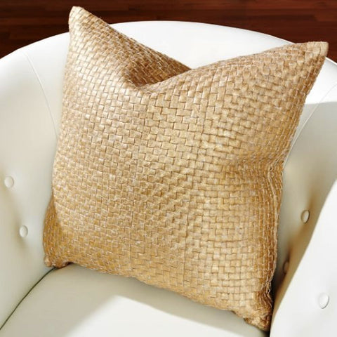 Gold Digger Pillow