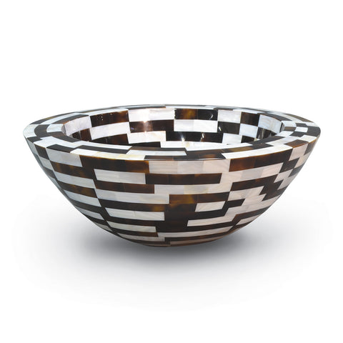Z -Shell Tile Bowl