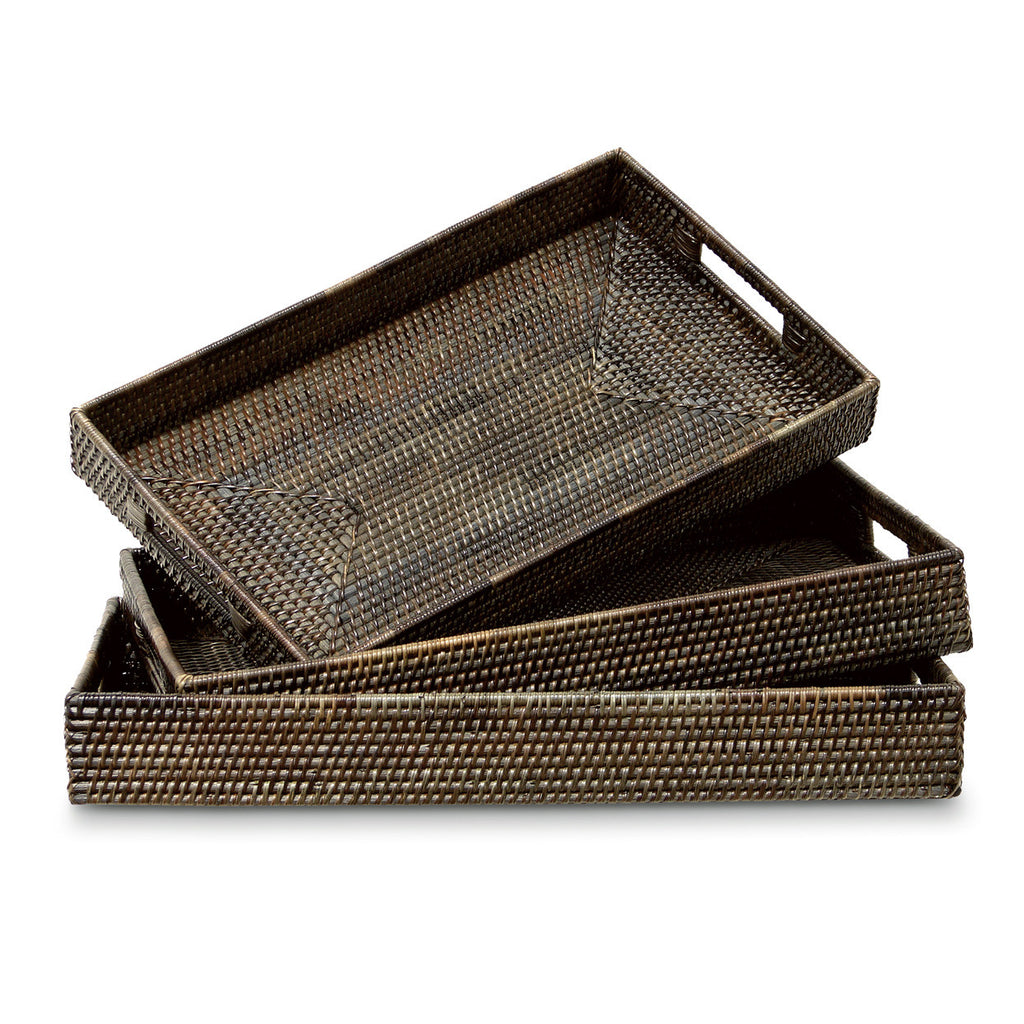 Nito Coil Tray - Set of 3