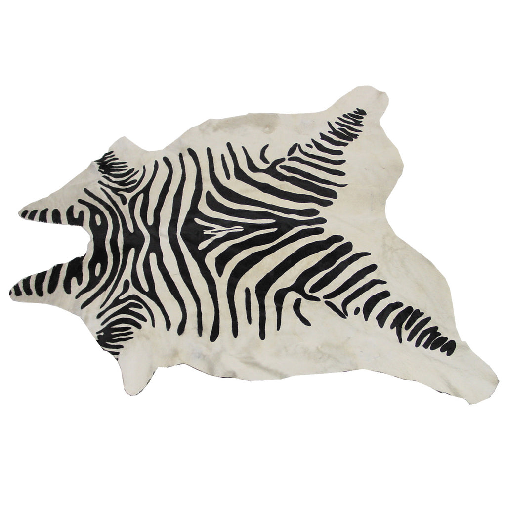 Z - Painted Zebra Hide