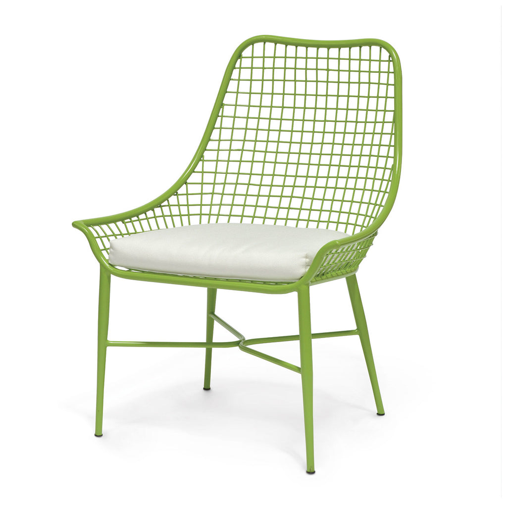 Hermosa Outdoor Chair - Green