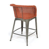 "Navy 24"" Bar Stool"