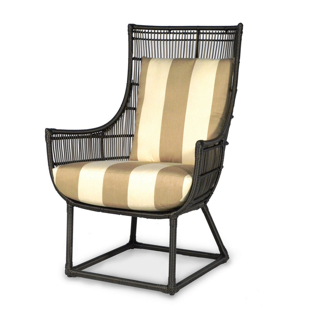Verona Outdoor Lounge Chair - Expresso
