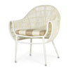 Piazza Outdoor Chair - Cream