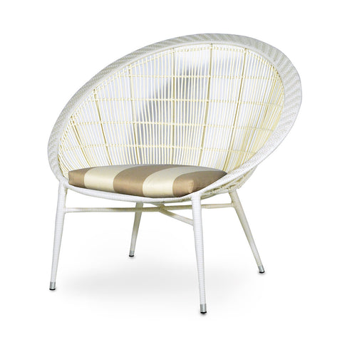 Argo Outdoor Chair - Cream