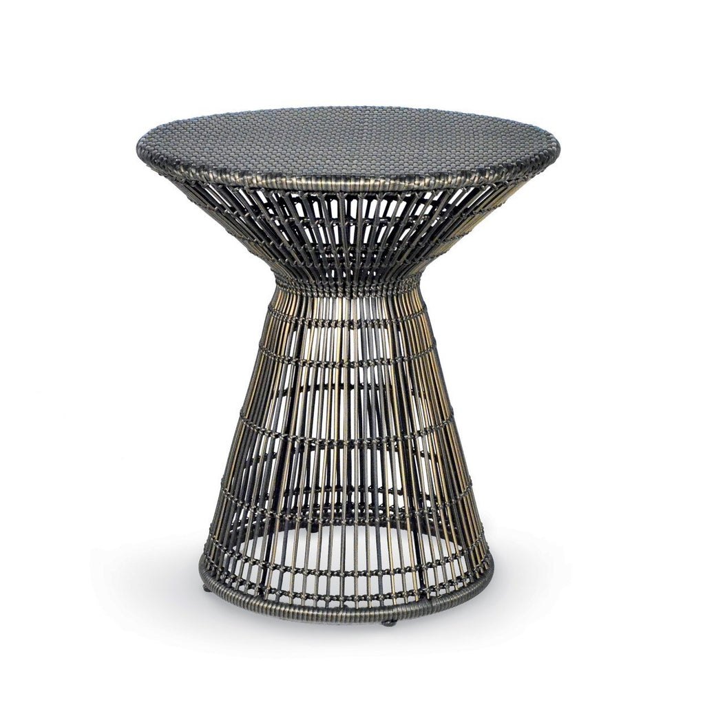 Verona Outdoor Side Table - Expresso