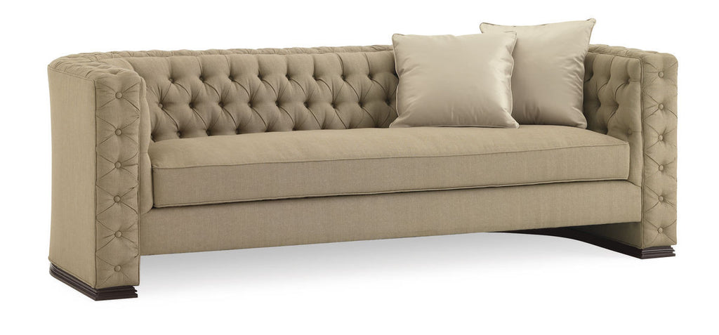 The Tufted Sofa
