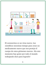 Load image into Gallery viewer, Spanish Translation: ¿Qué es el Coronavirus?