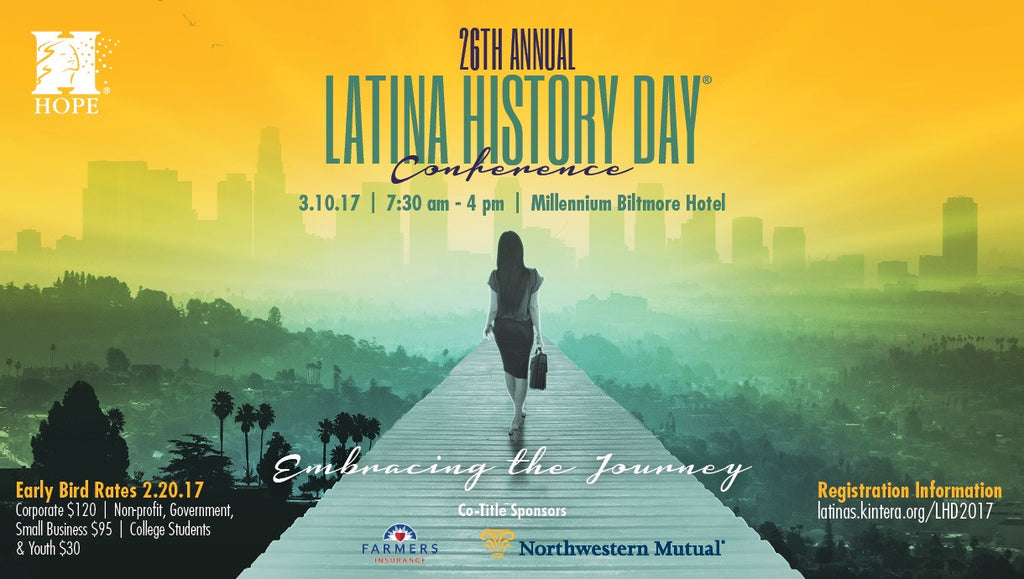 HOPE's 26th Annual Latina History Day Conference